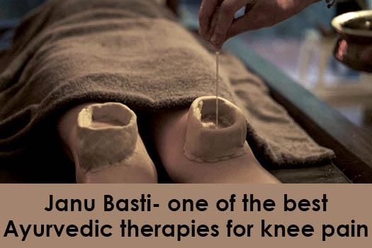 Janu Basti- One of the Best Ayurvedic Therapies for Knee Pain